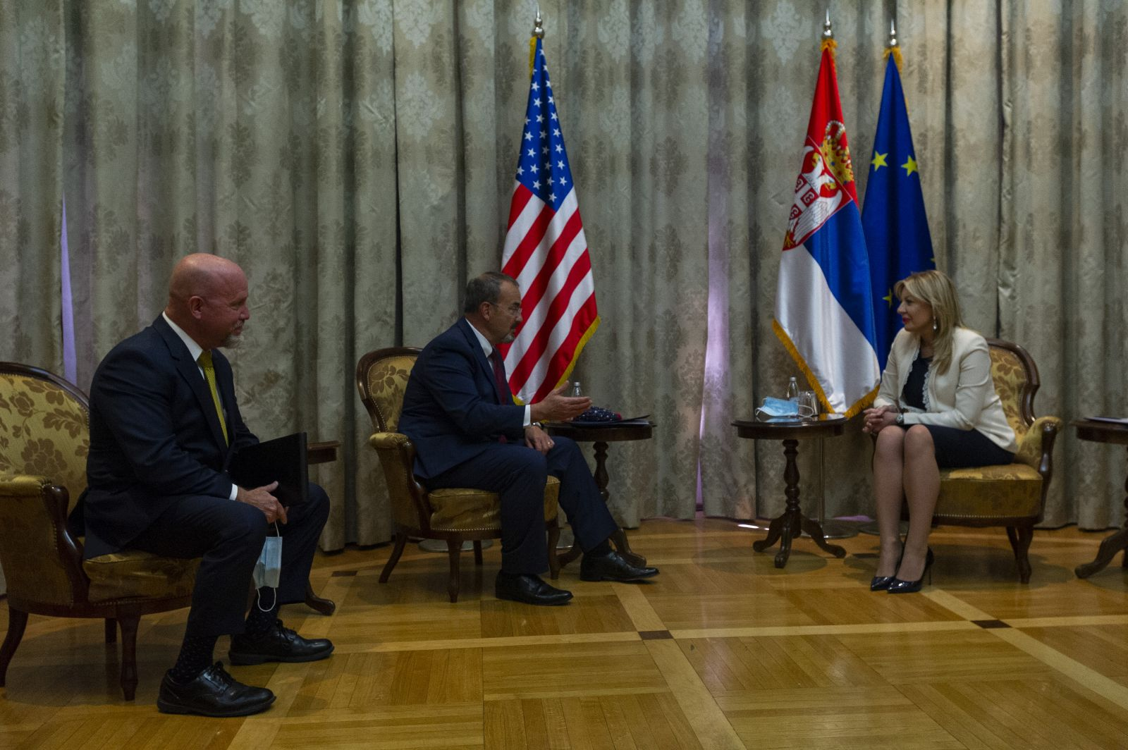 J. Joksimović: USA is showing strong support to our European path