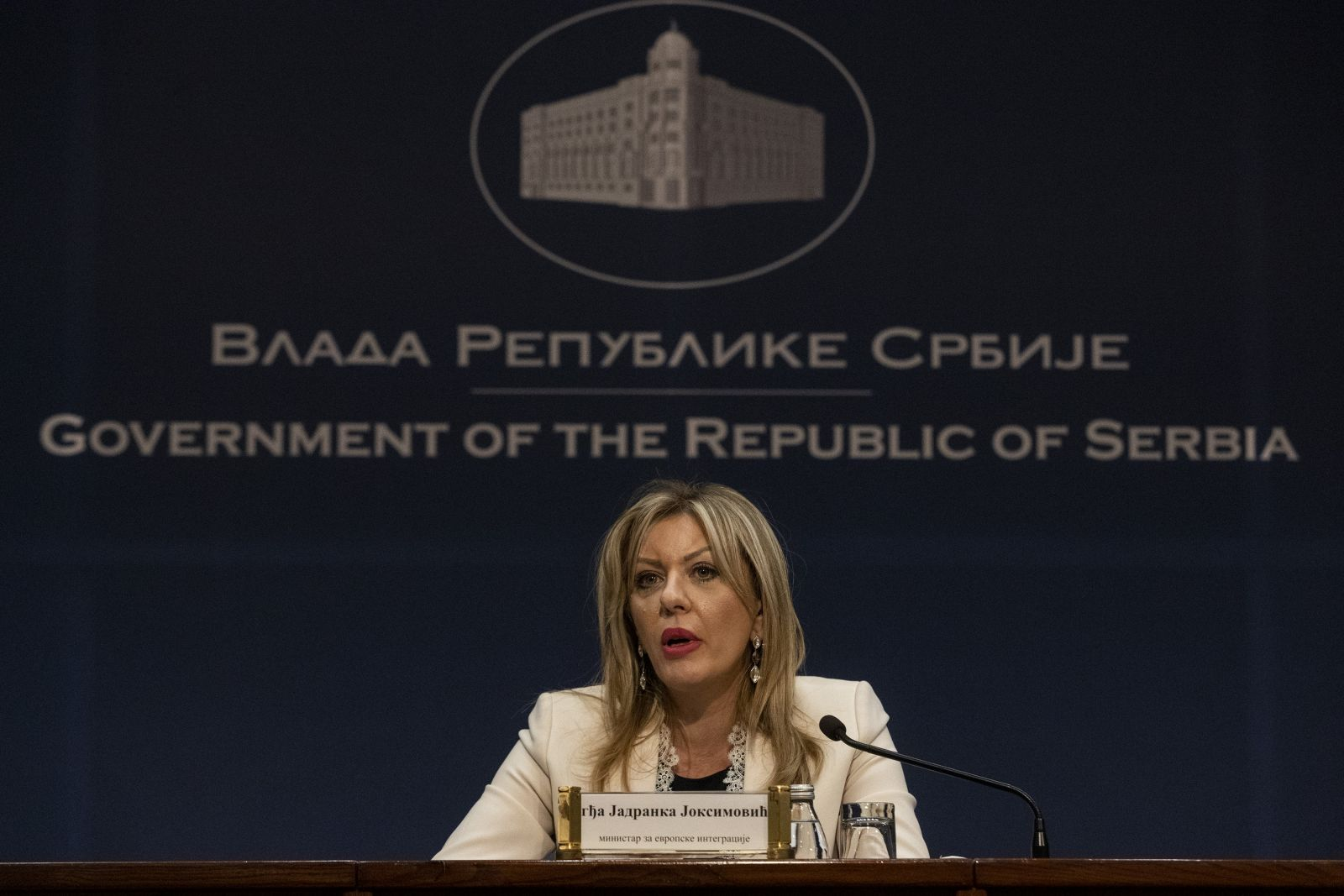 J. Joksimović: Some of the chapters should be opened at the end of June