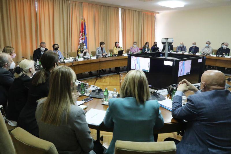 Ј. Јоксимовић: Спроводимо циљеве одрживог развоја од 2016.