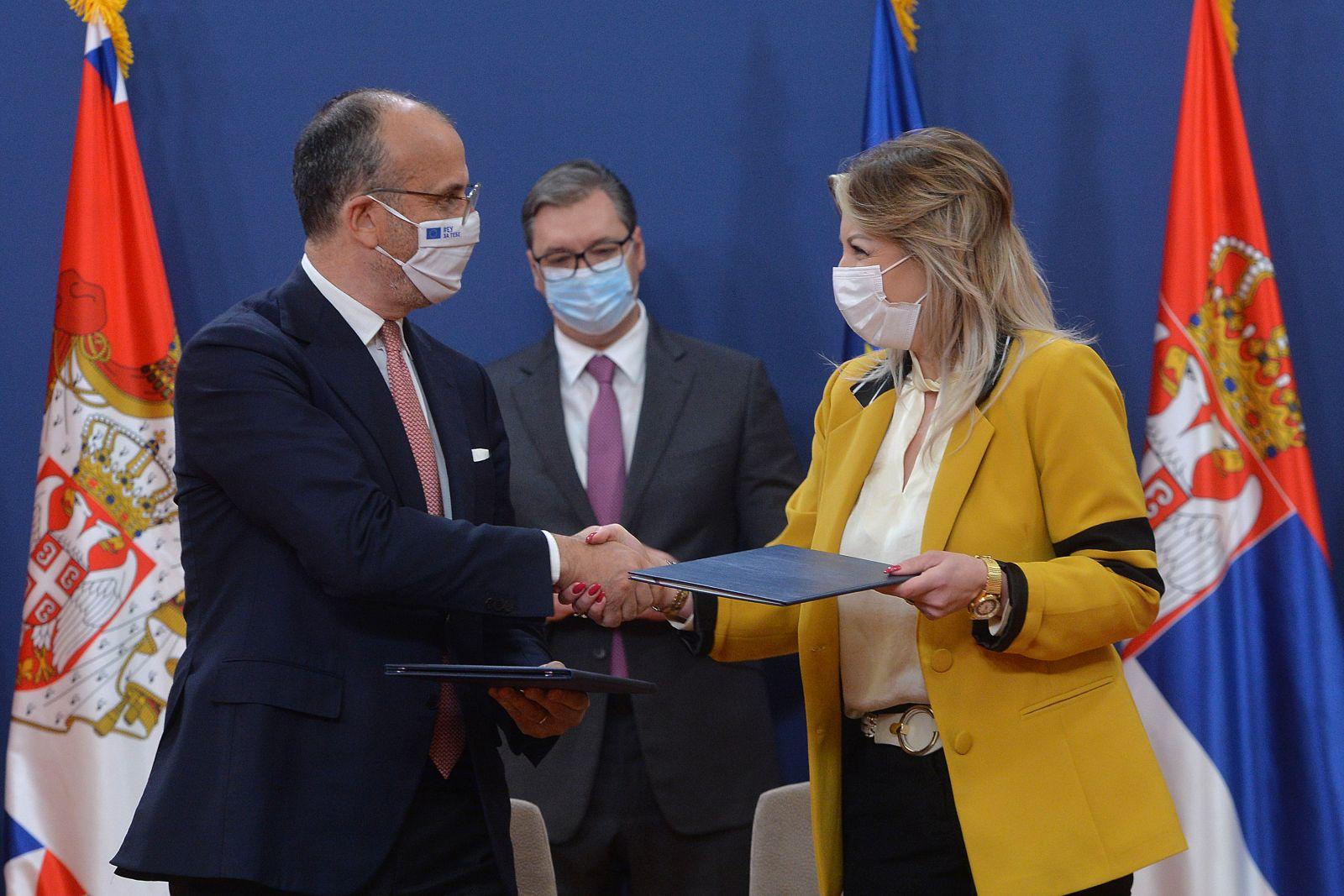 Ј. Јоксимовић: Новац опредељен за секторе од изузетног значаја