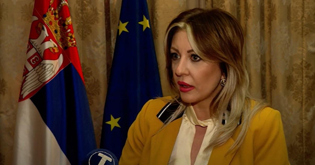 J. Joksimović: Srbija intenzivno radi na pripremi klastera 3 i 4