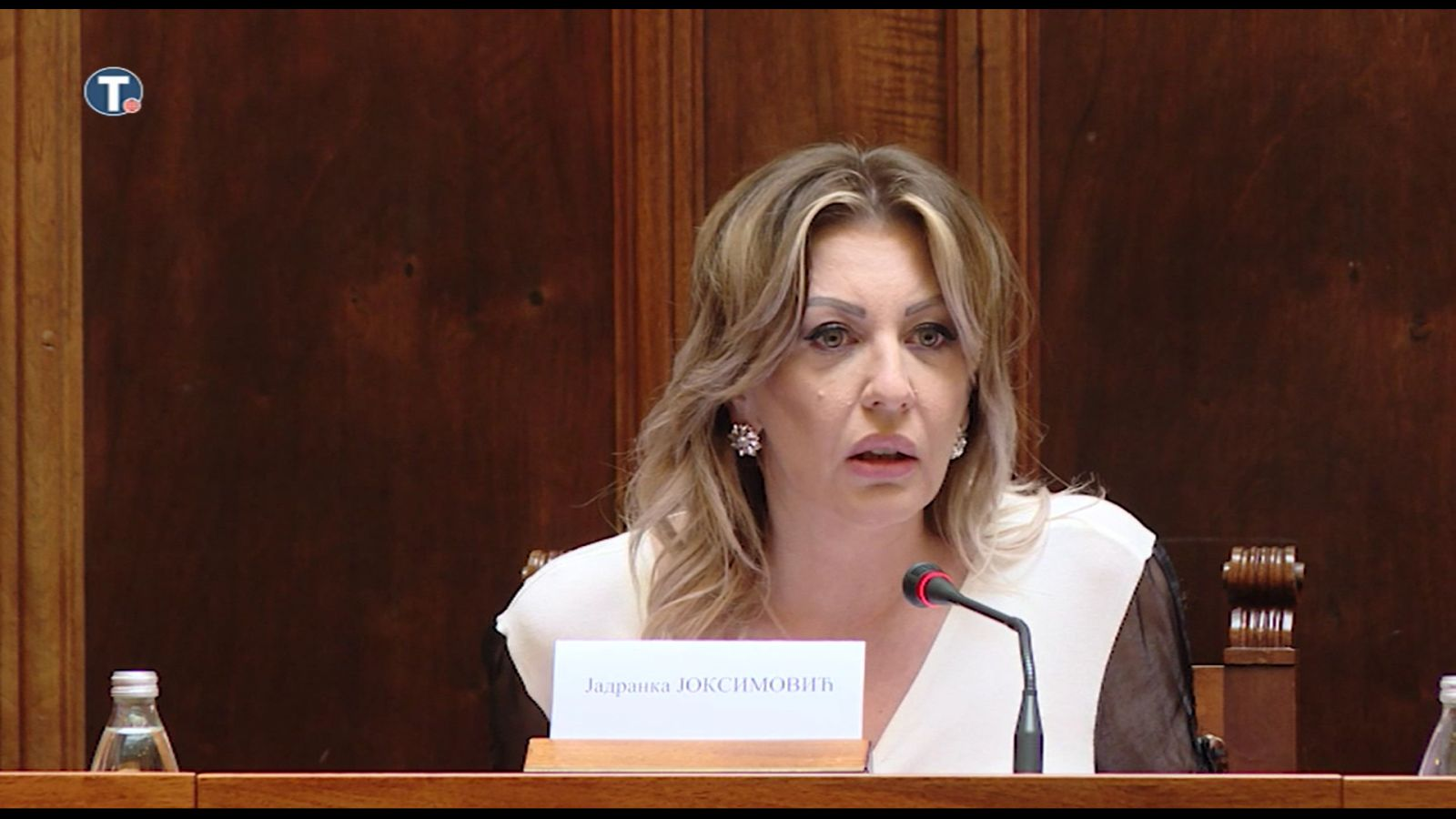 J. Joksimović: Reforms in rule of law in line with European practices