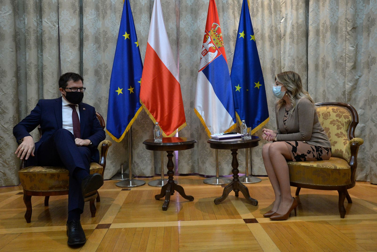 J. Joksimović: Poland supports enlargement and Serbia's EU path