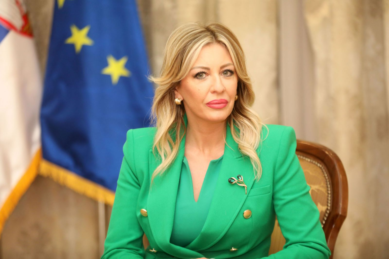 J. Joksimović: Another seven projects for investment grants proposed