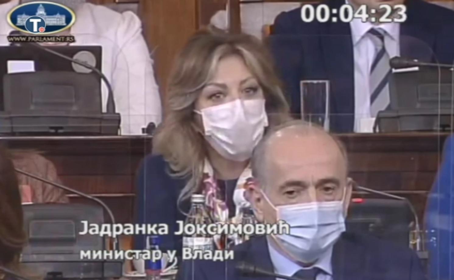 J. Joksimović: Darom da prekinemo nepažnju zaborava