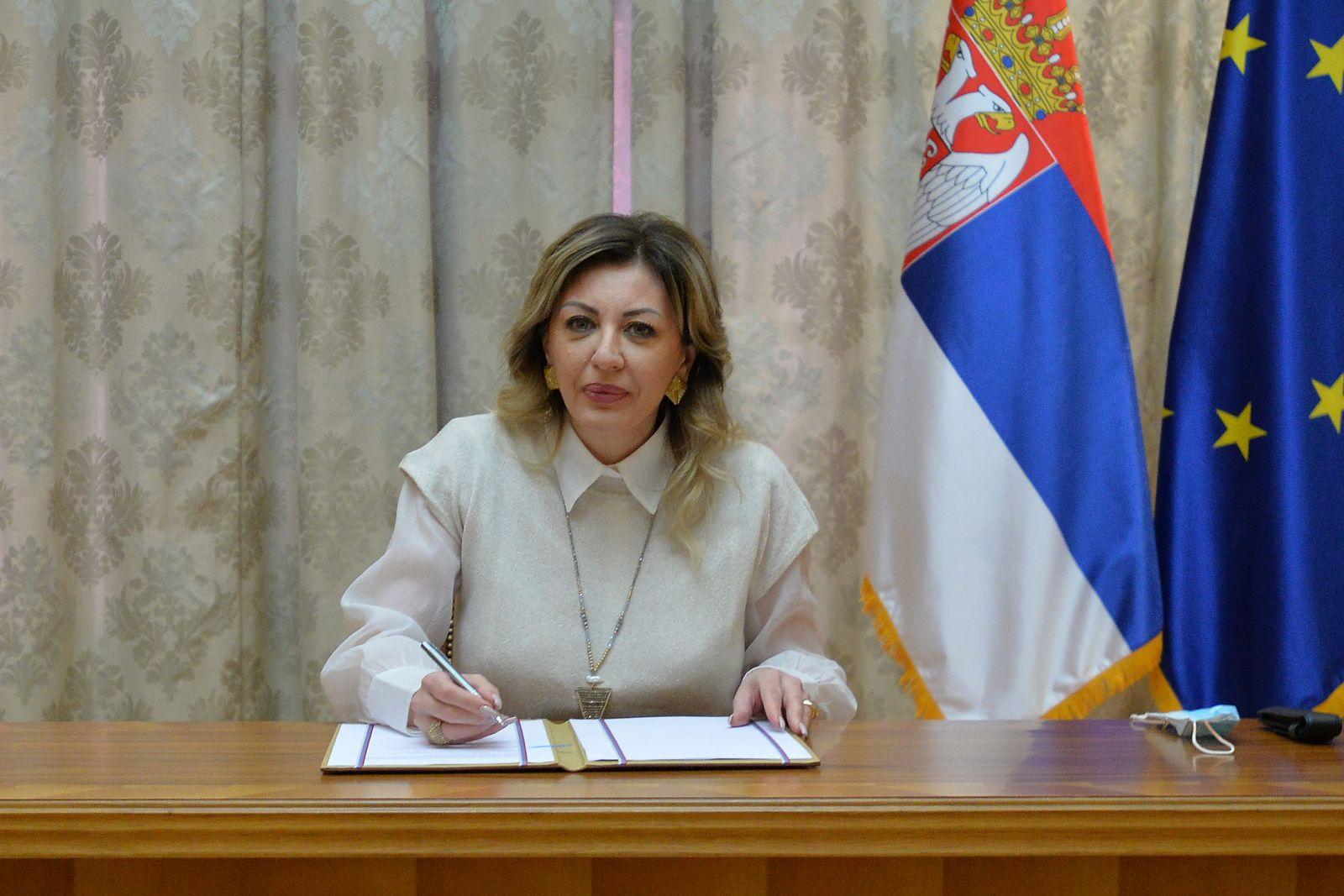 J. Joksimović: Another USD 22 million of development assistance from the US
