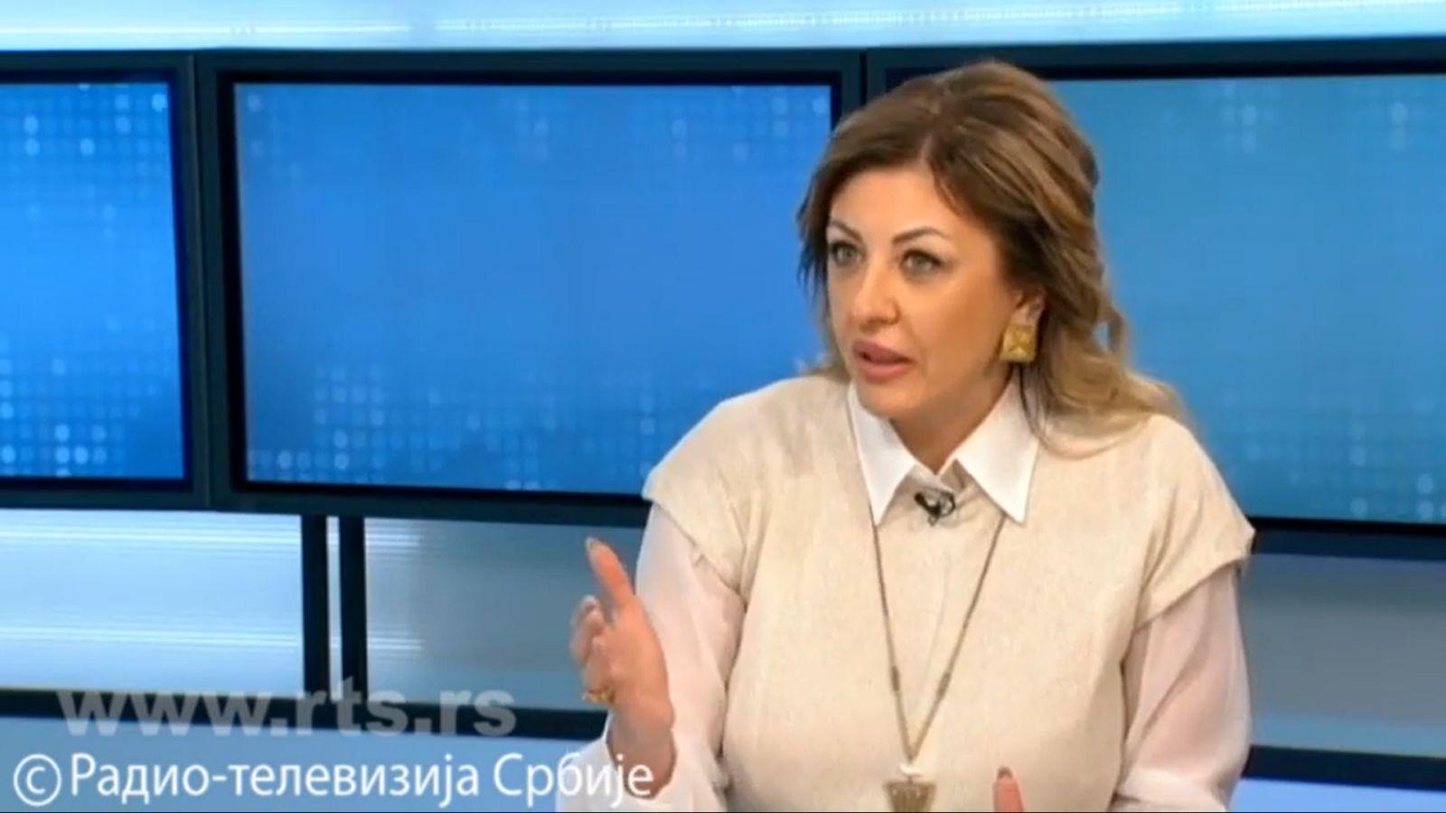Ј. Јоксимовић: Ускоро мапа пута за отварање кластера