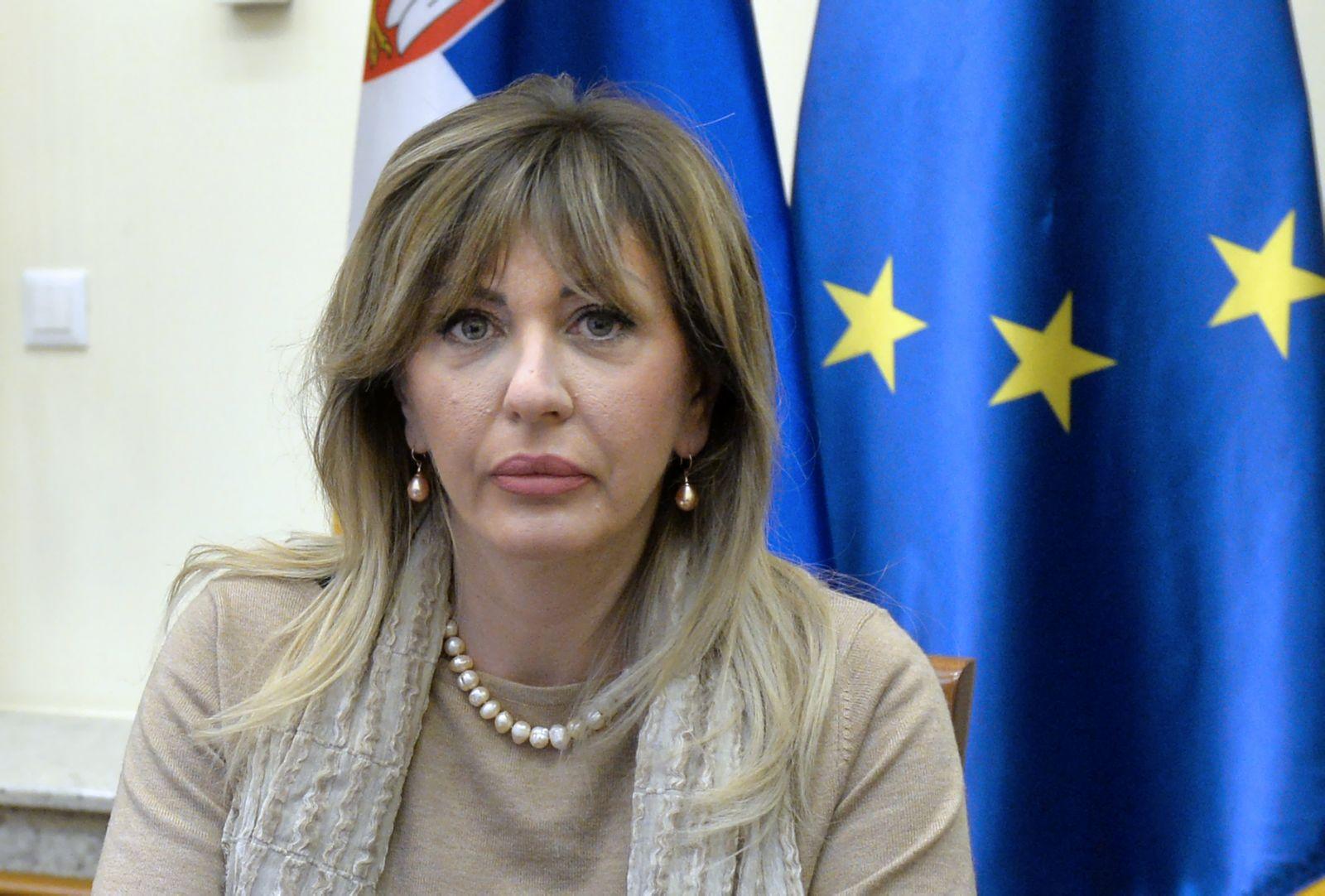 Ј. Јоксимовић: Процес проширења трпео, требало би да буде ревитализован