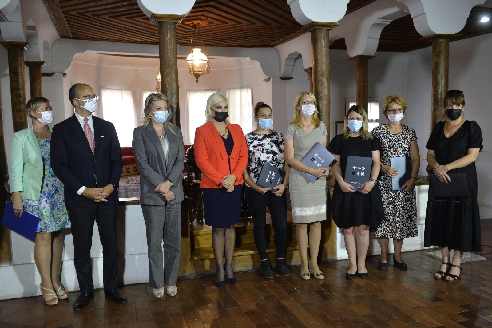 Grants for economic empowerment of women awarded