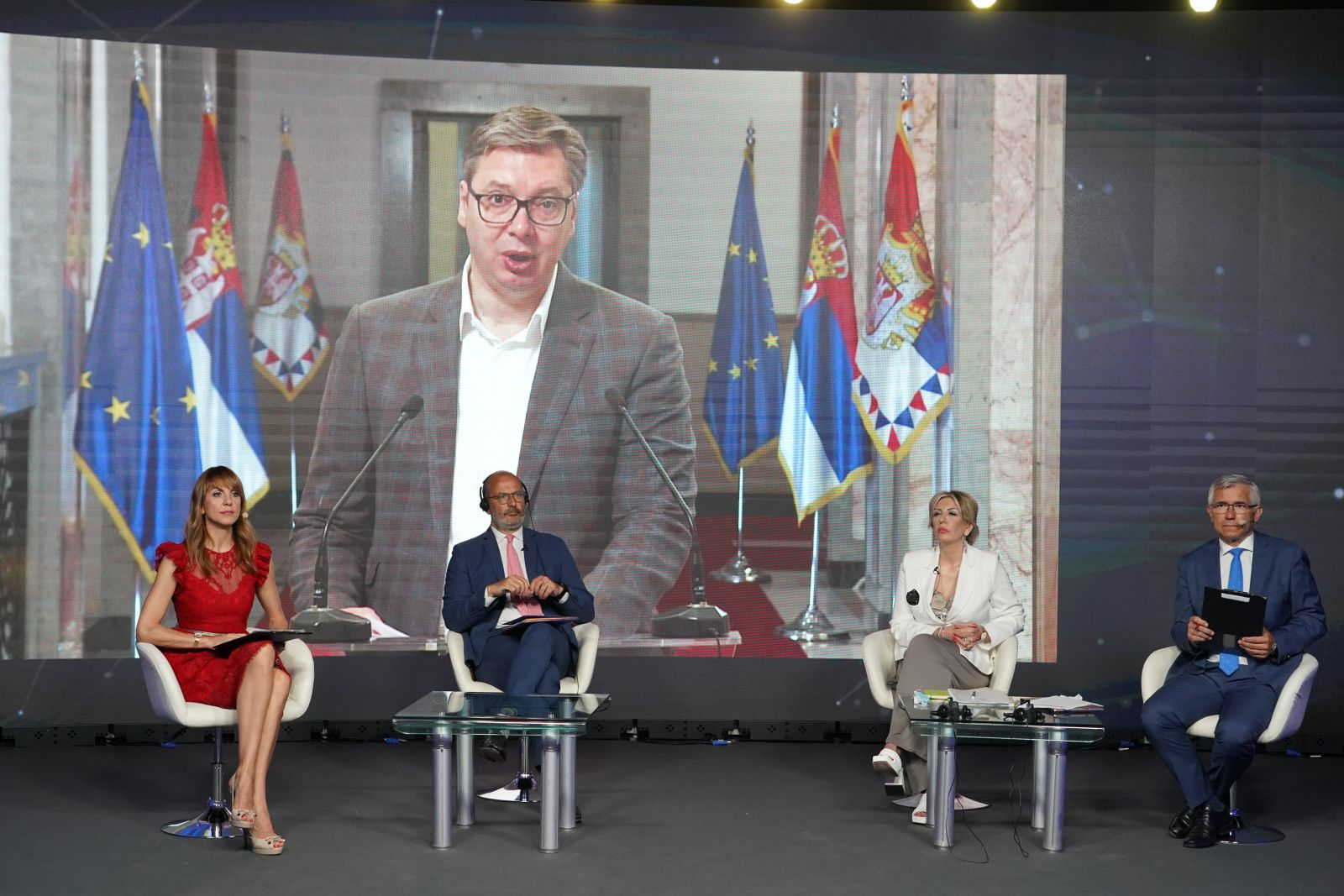 Vučić: IPA funds important for acceleration of reforms