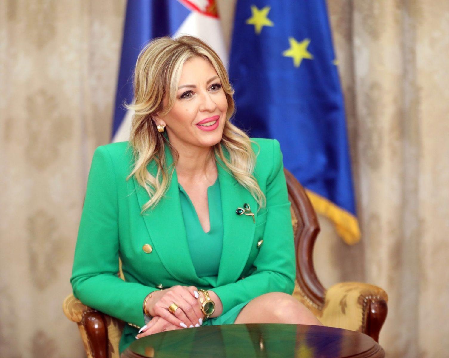 Ј. Јоксимовић поводом Дана животне средине