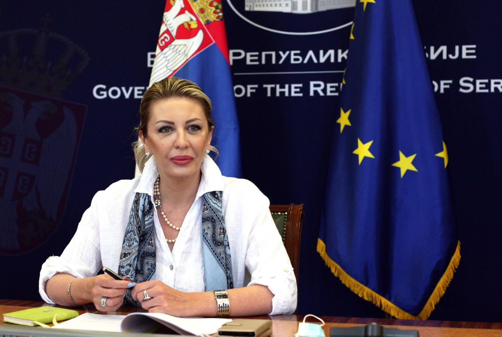 J. Joksimović: Serbia committed to close cooperation with diaspora
