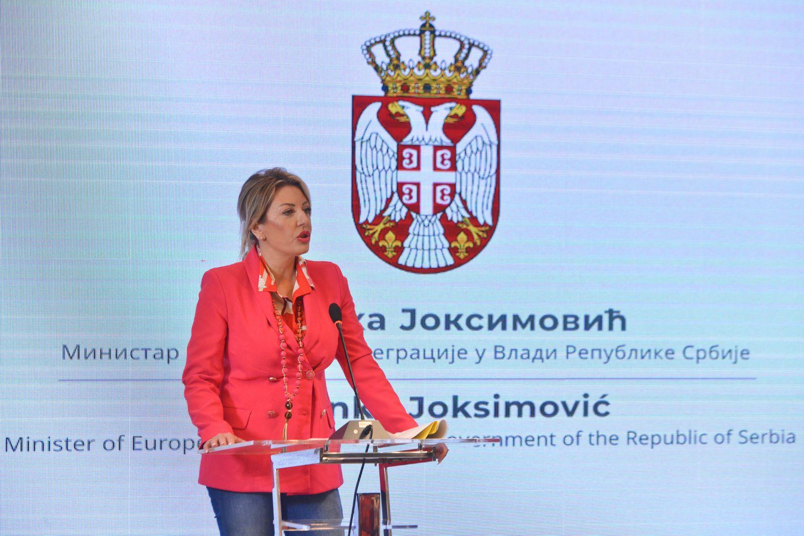 J. Joksimović: EU PRO doprineo ravnomernom teritorijalnom razvoju