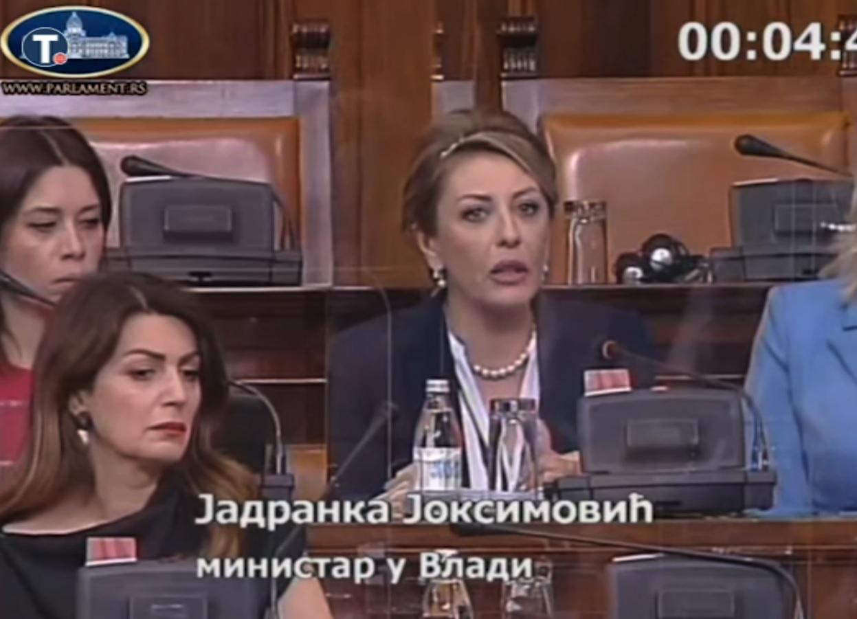 J. Joksimović: All Western Balkans countries feel stalled