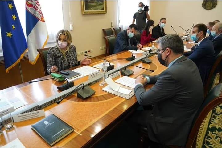 Sastanak Koordinacije za vođenje pregovora o pristupanju