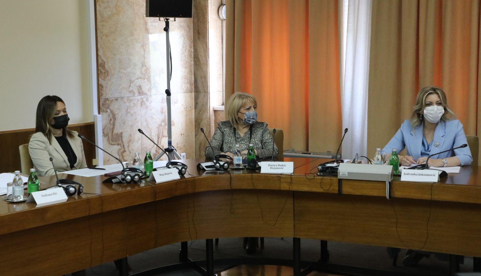 J. Joksimović: Da je SRB član EU, godišnje bi imala i do 1,5 milijarde evra iz IPA