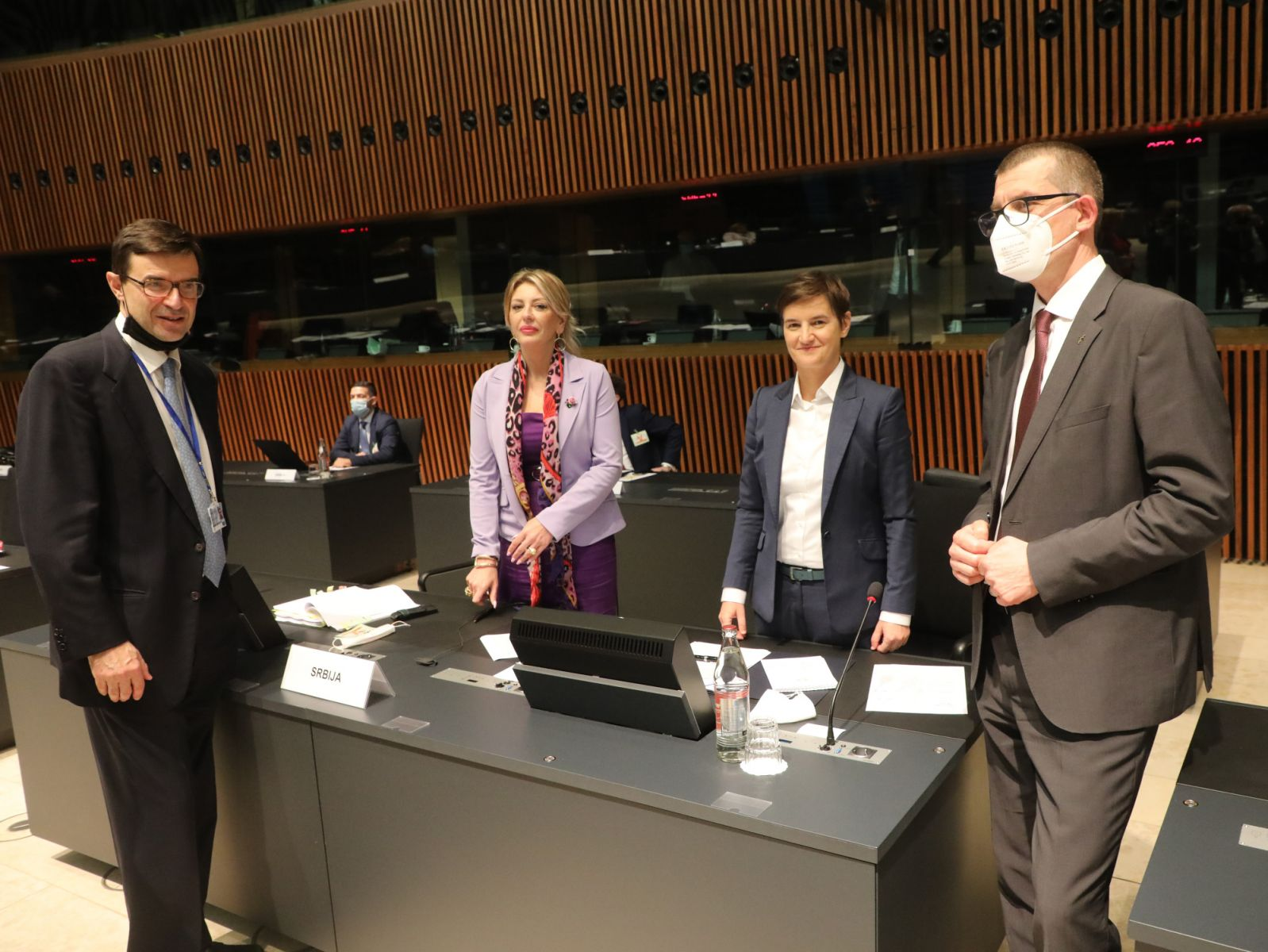 J. Joksimović: Faster pace necessary for credibility of process
