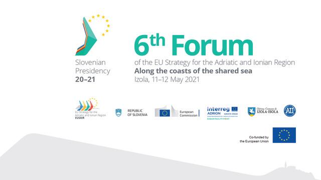 Oтворен Шести Форум Стратегије Европске уније за Јадранско-јонски регион
