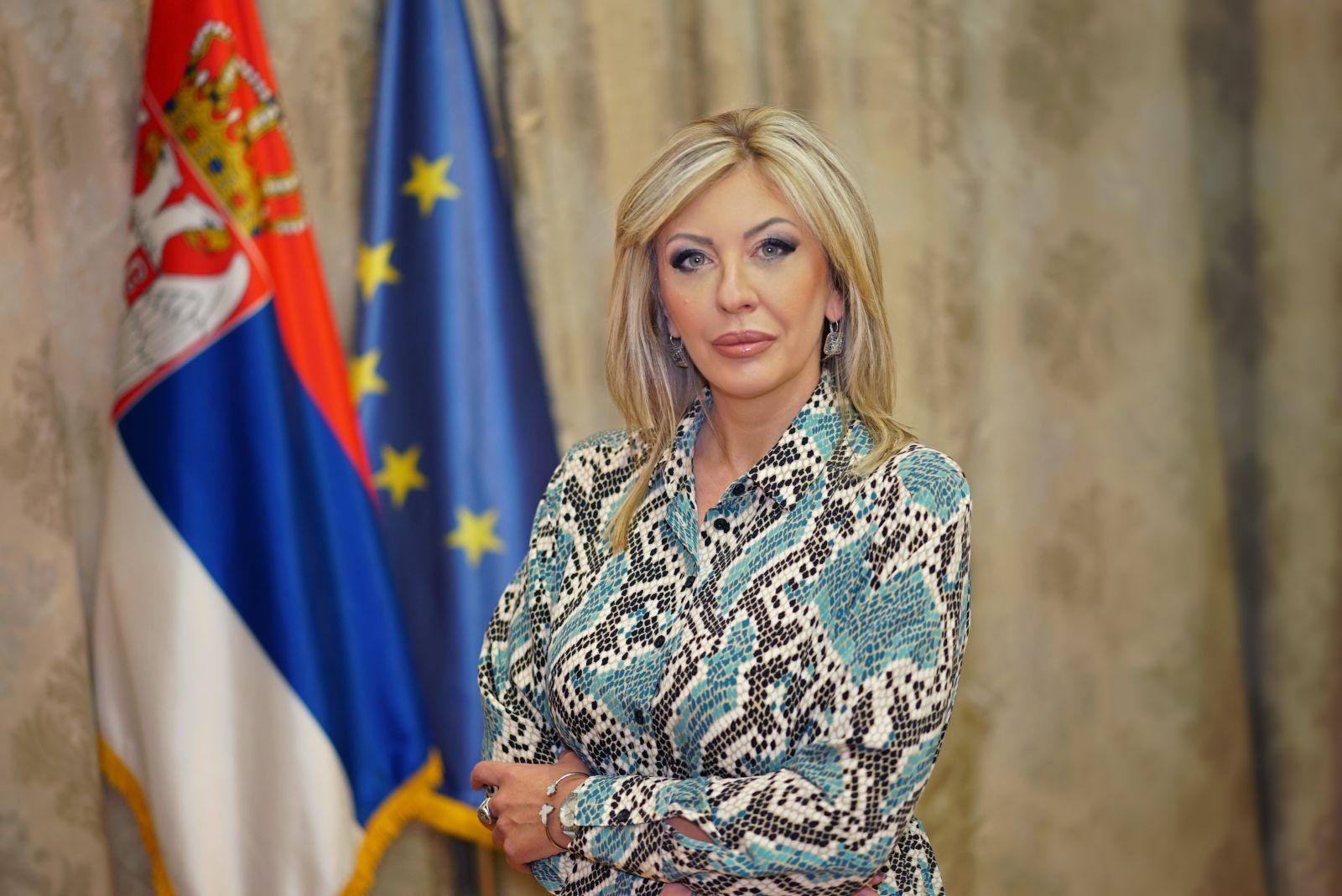 Ј. Јоксимовић: Дан Европе за живот у миру, јединству, просперитету