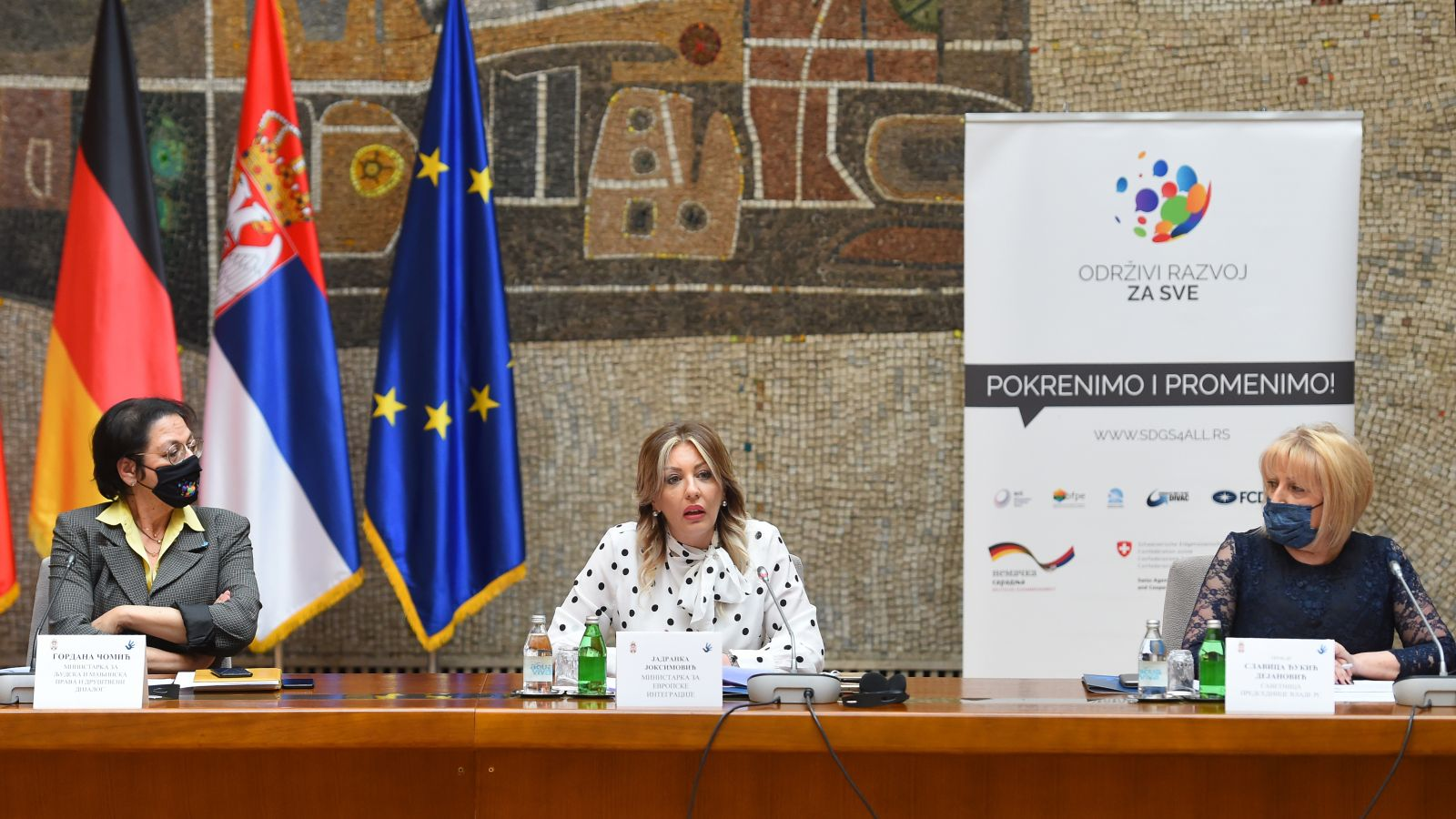 J. Joksimović: We are determined and committed to accelerating the meeting of criteria