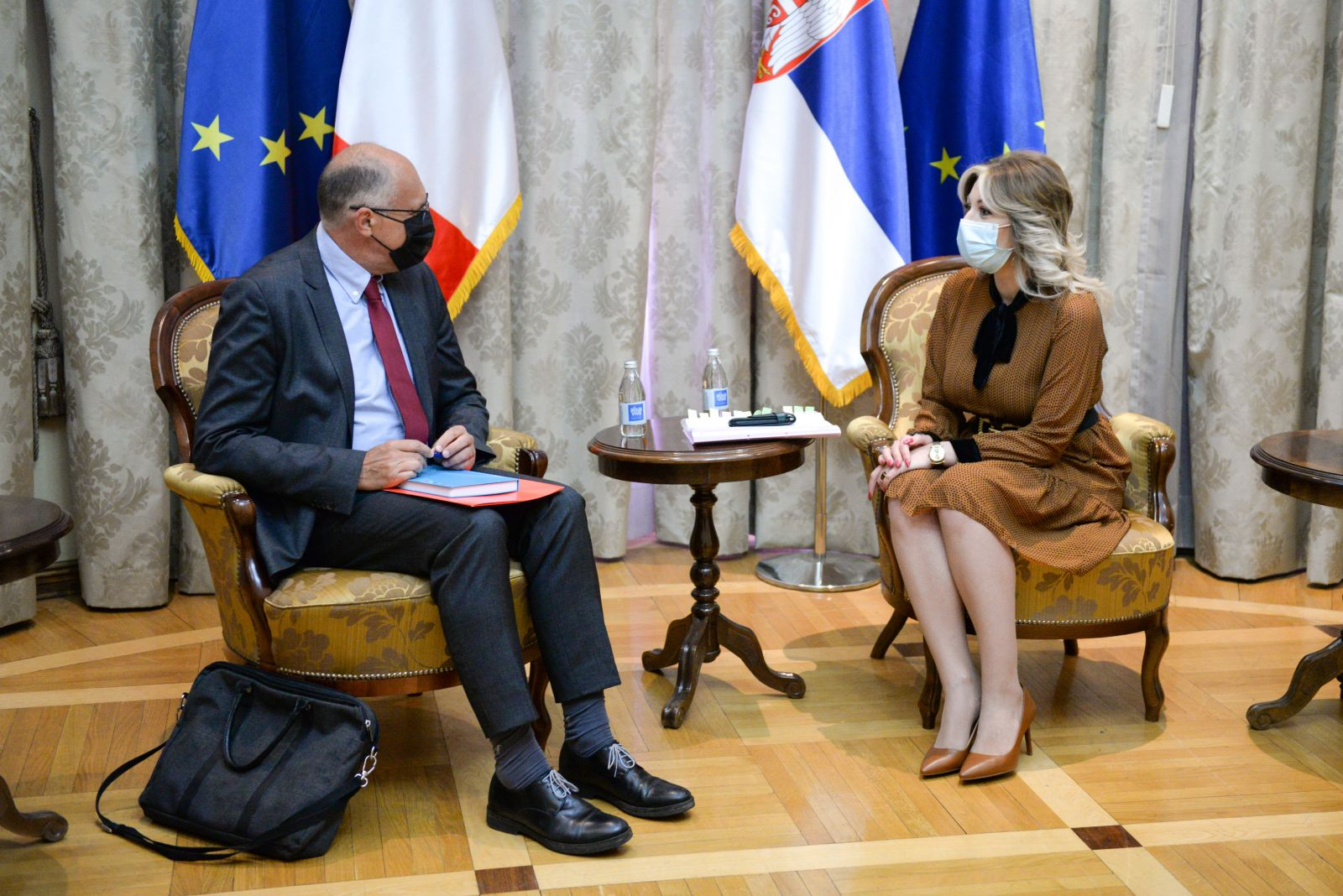 J. Joksimović: Support of French Development Agency to green investments in Serbia