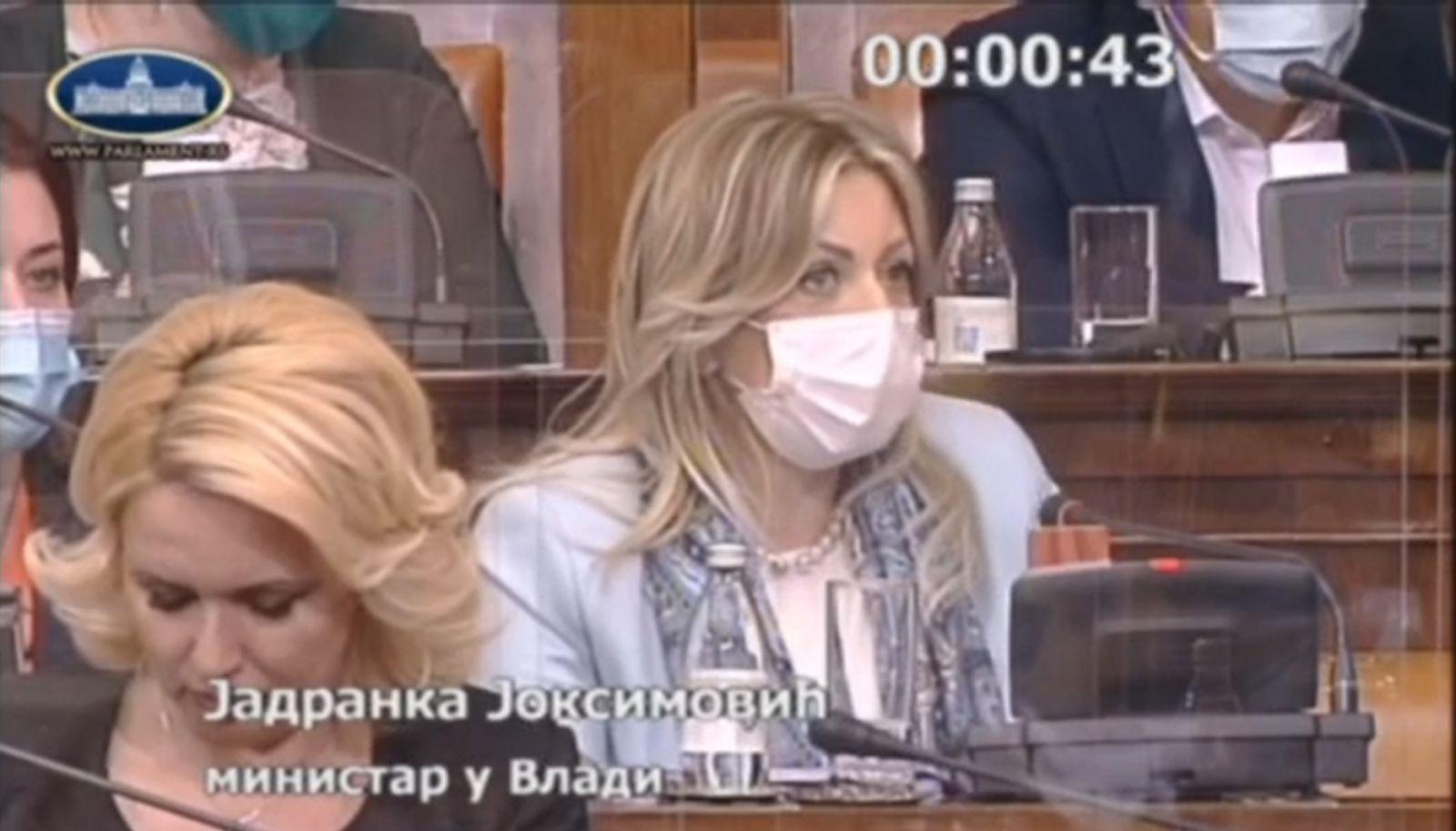 J. Joksimović: U saradnji Vlade Srbije i EU internet za dve trećine građana