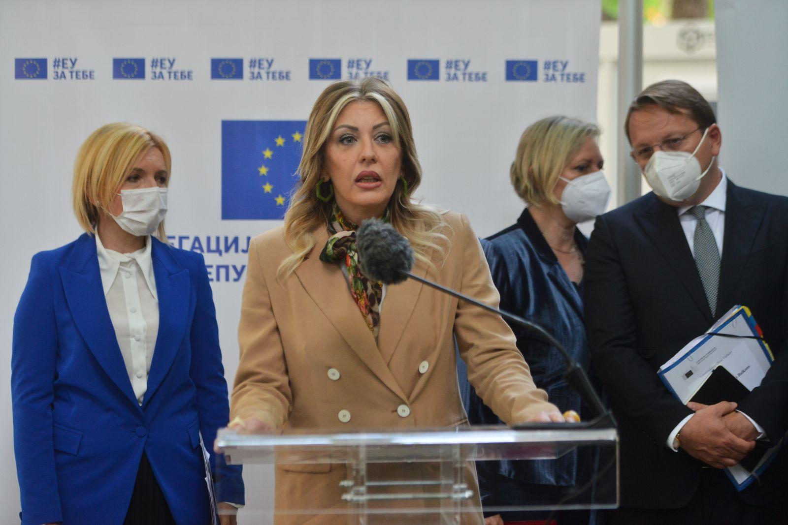 J. Joksimović: Pristali smo na manje doza da bismo pomogli regionu