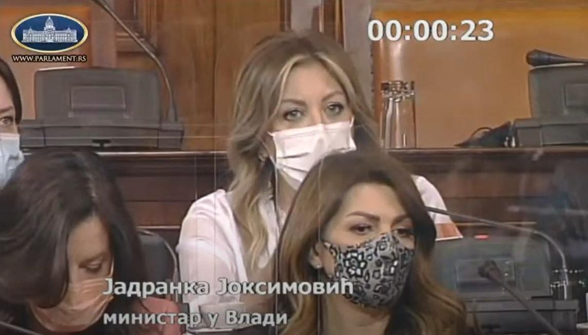 Ј. Јоксимовић: Образовање основа инклузивног раста