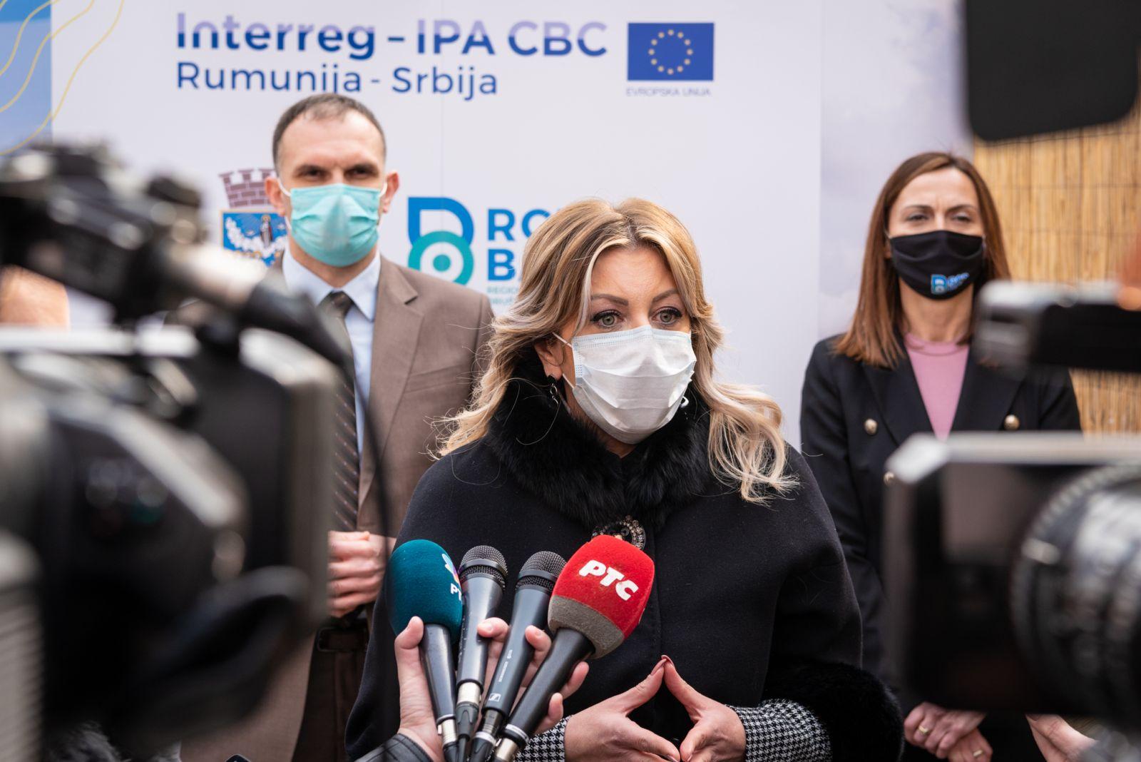 Ј. Јоксимовић: Зелена агенда - тема и посао у наредним деценијама