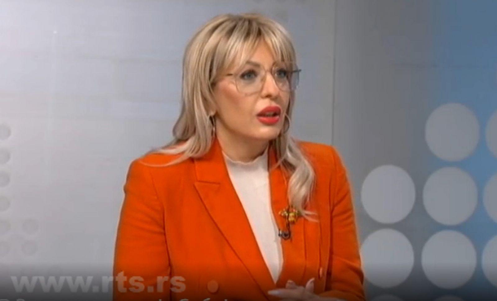 Ј. Јоксимовић: Очекујем важан корак напред до краја године