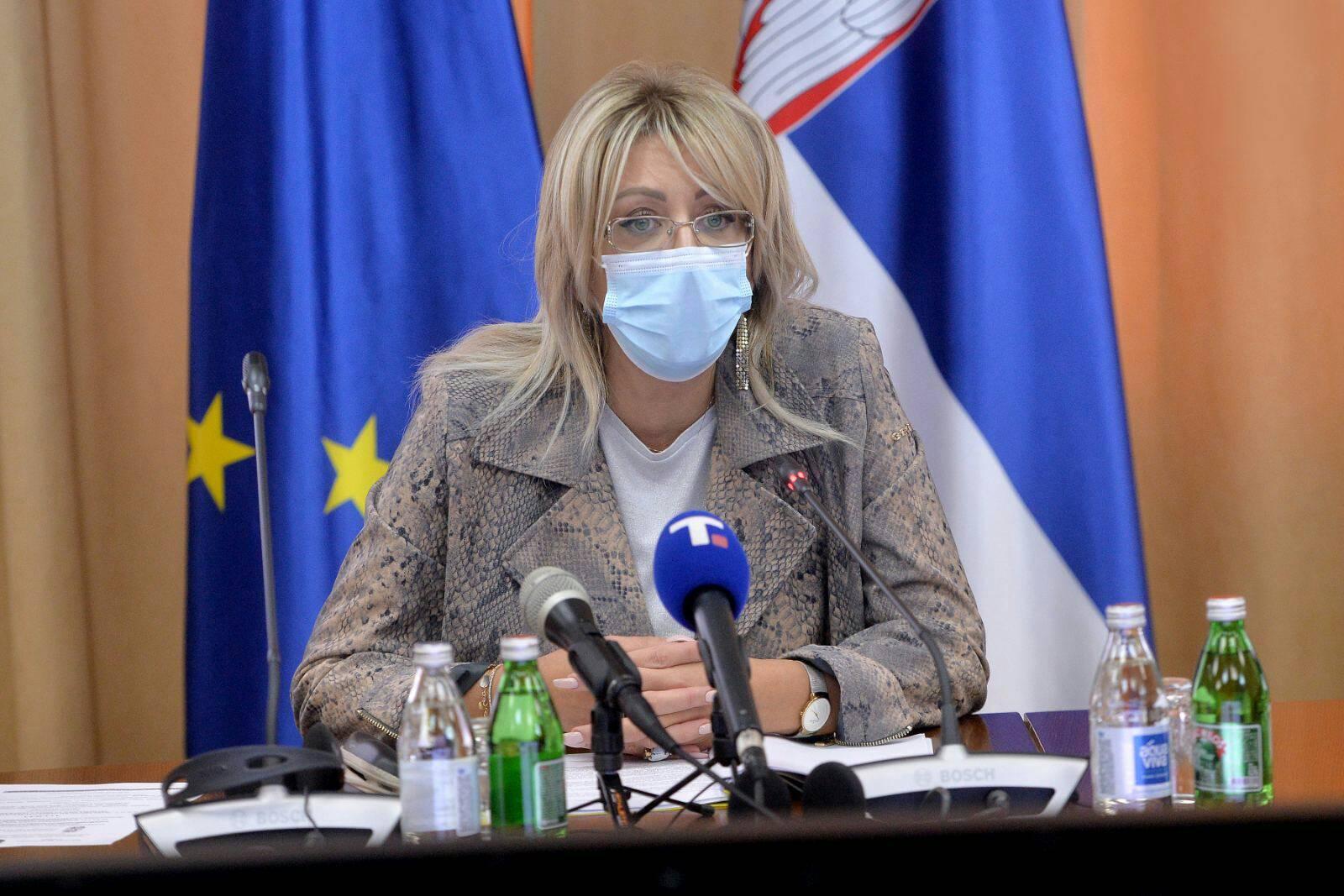 Ј. Јоксимовић: Циљ смањење регионалне неједнакости у Србији