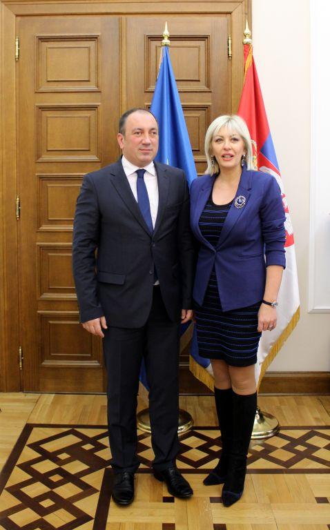 J. Joksimović i Crnadak: Stabilan region – odgovornost svih