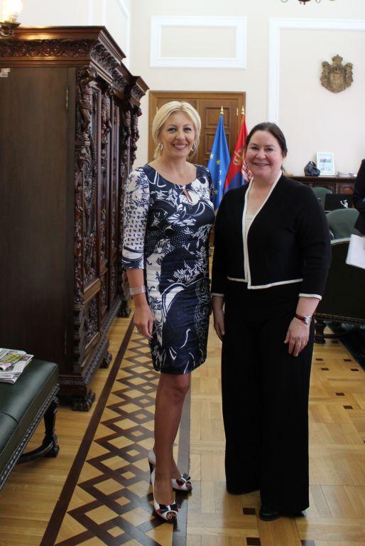 Joksimović i Herši: UN agenda razvoja 2030 u skladu sa EU integracijama