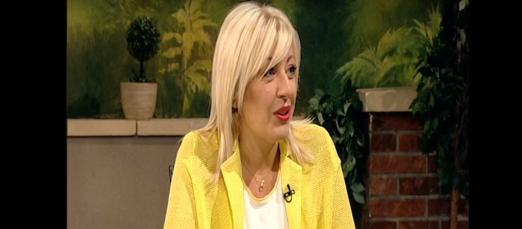 Jadranka Joksimović: IPA Funds for particular projects