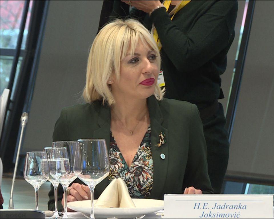 Ј. Јоксимовић: Упослити политику проширења, да не оде у пензију