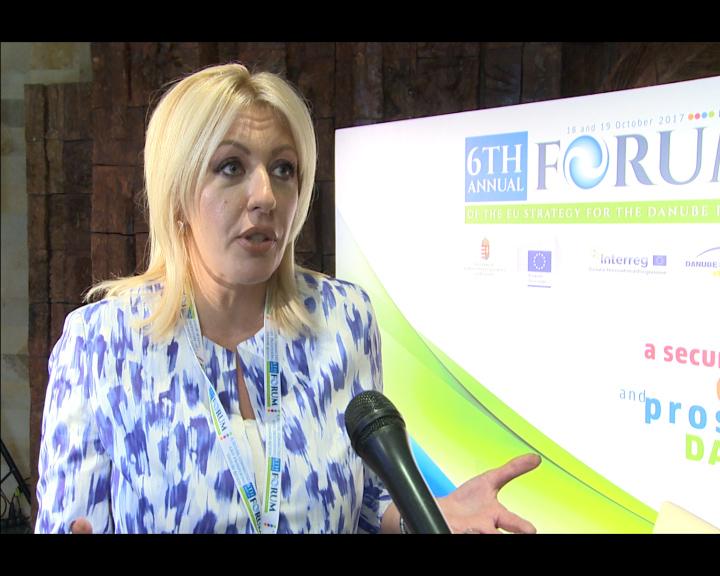 J. Joksimović: Dunavska strategija potencijal za regionalni razvoj