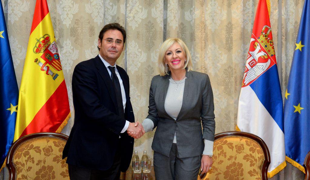 Шпанија се нада да ће Србија ускоро постати члан ЕУ