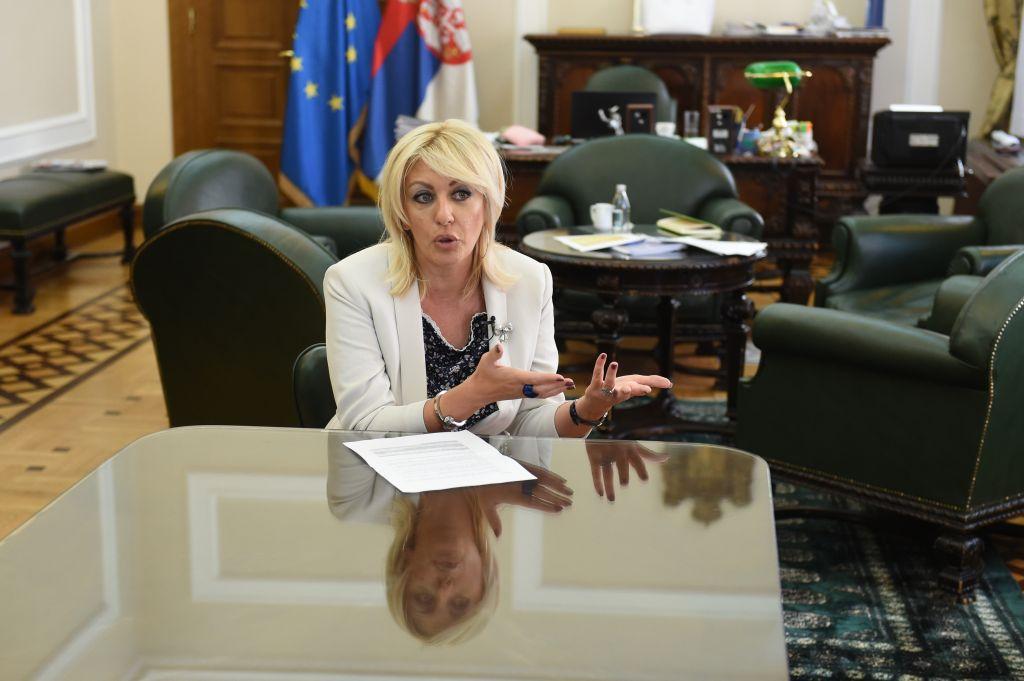 Ј. Јоксимовић: Посета Хана важна, искрено је посвећен проширењу