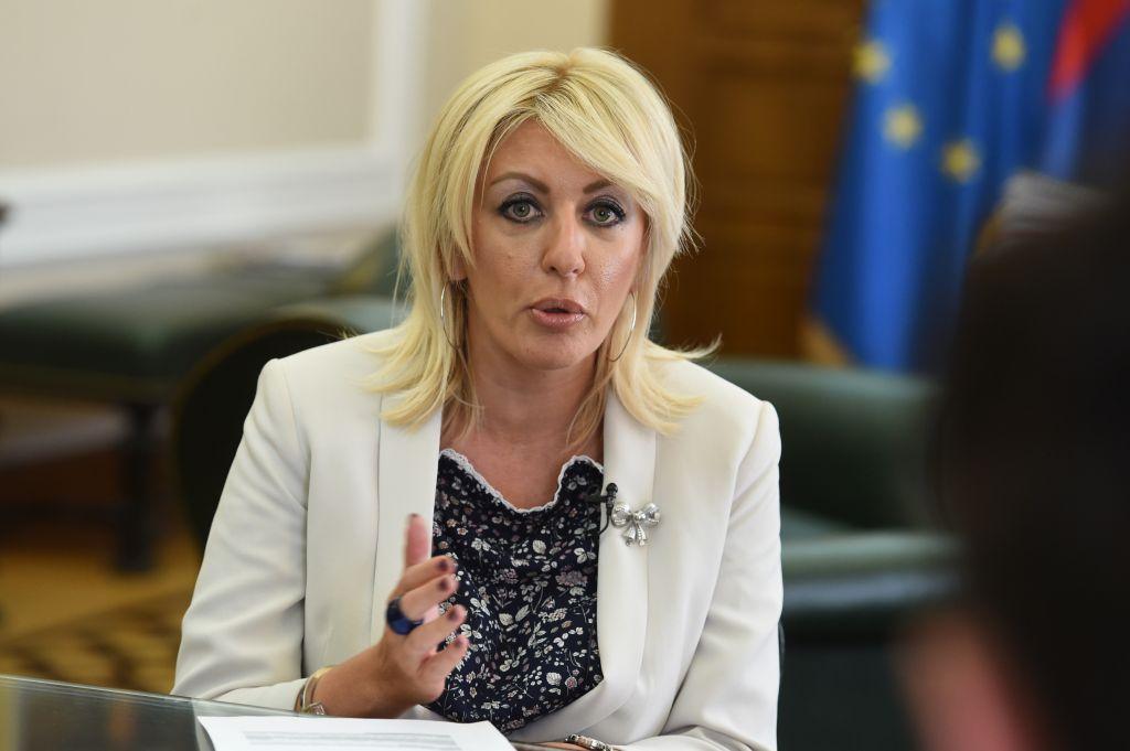 Ј. Јоксимовић: Јункеров став о проширењу реалан, не коси се битно са нашим