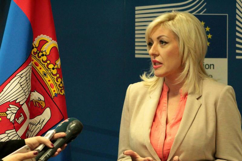 Ј. Јоксимовић: Нема развоја без доброг образовања