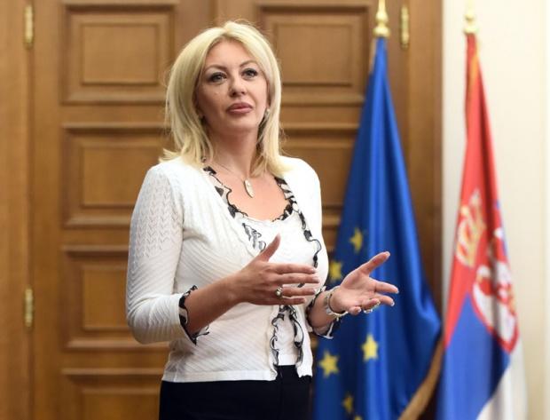 Jadranka Joksimović: Nismo ruski trojanski konj u Evropi