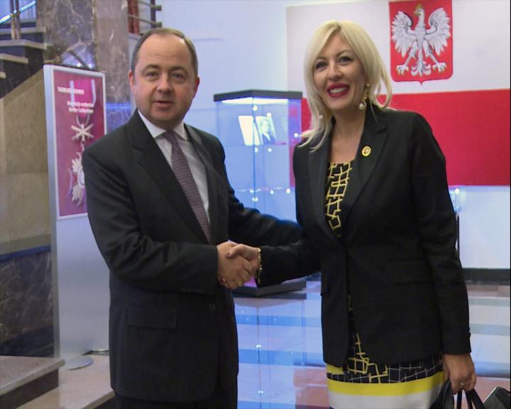 J. Joksimović: Intenziviraćemo bilateralni dijalog sa članicama EU