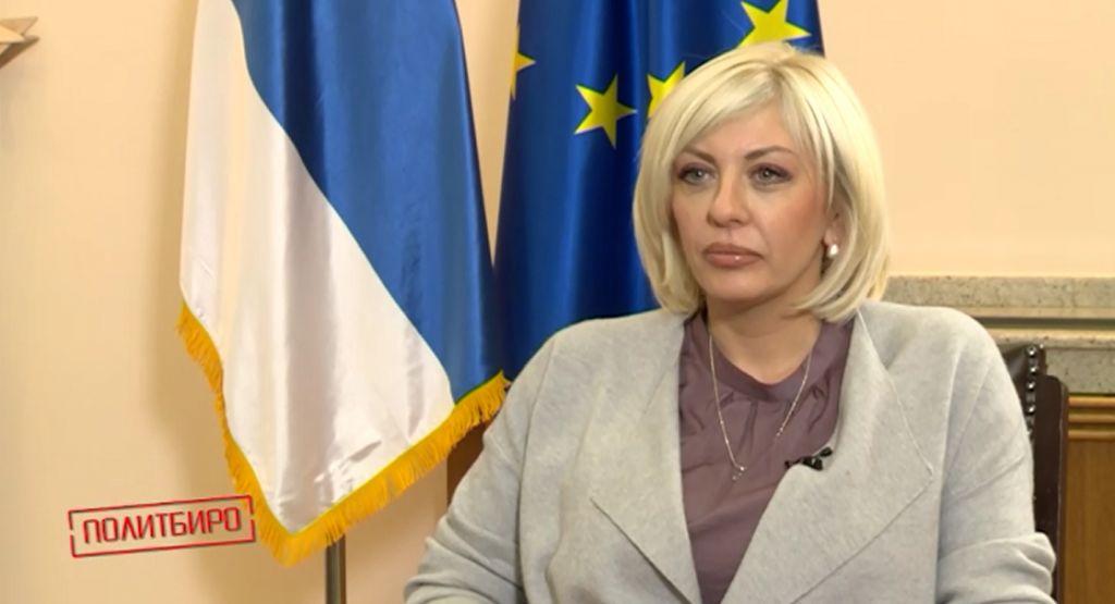 Ј. Јоксимовић: Приштина не може да успори преговоре Србије са ЕУ