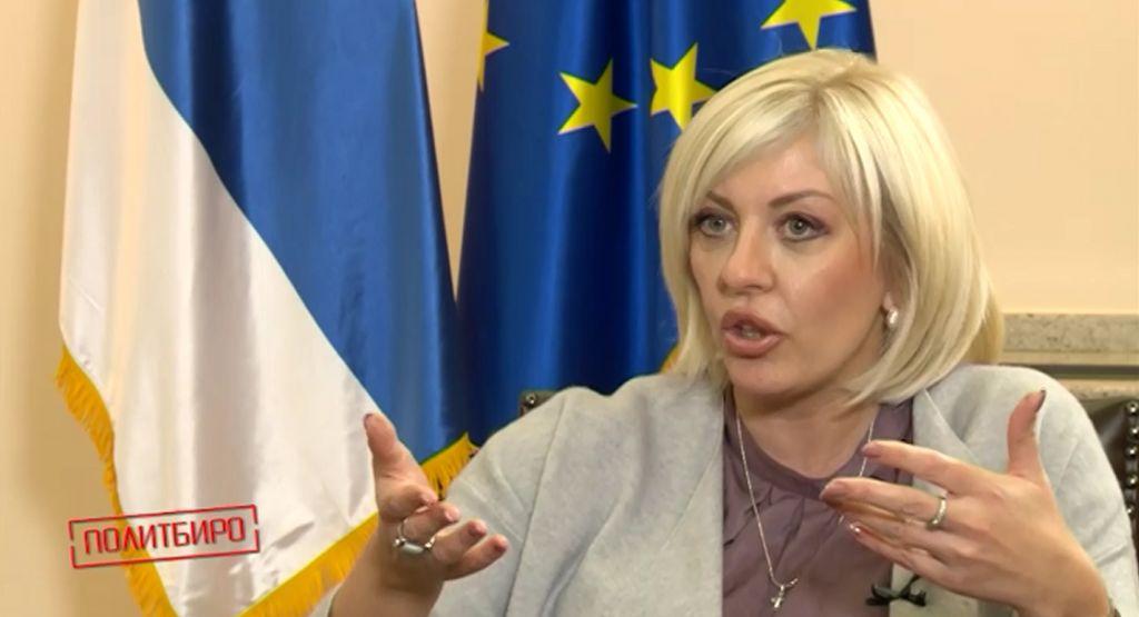 Ј. Јоксимовић: Процес ЕУ интеграција иде солидним темпом