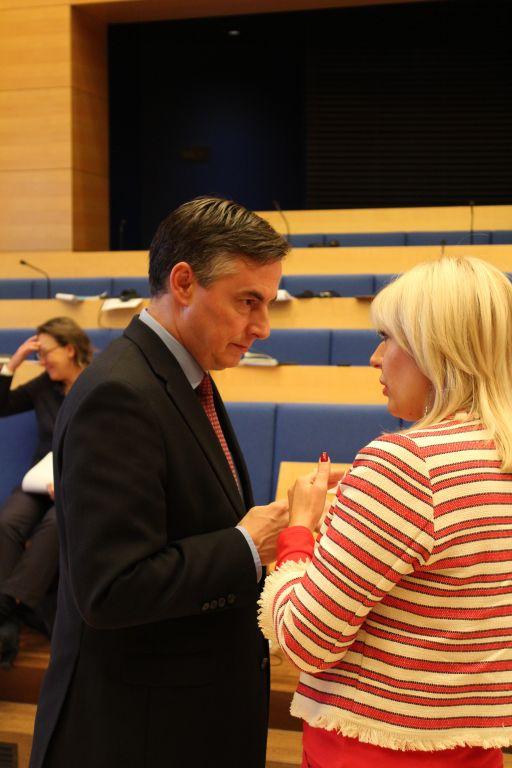 Ј. Јоксимовић: Дијалог, компромис и сарадња суштина ЕУ