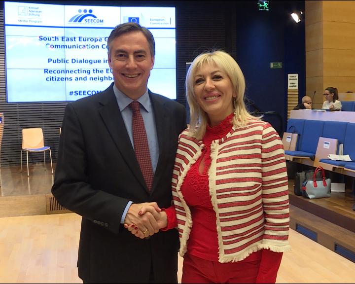 J. Joksimović: Evropske integracije stabilizuju poziciju Srbije