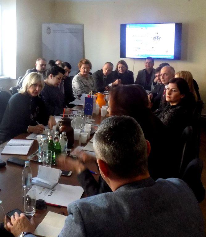 J. Joksimović sa direktorima 16 Regionalnih razvojnih agencija: Strateška saradnja za održivi regionalni razvoj