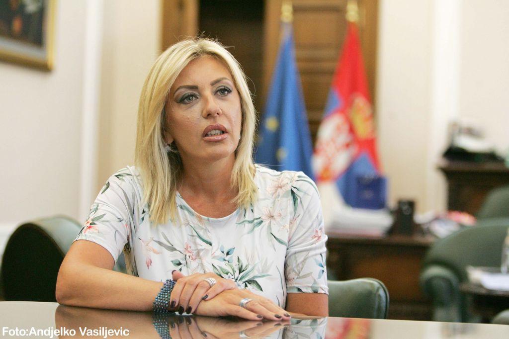 Ј. Јоксимовић: Вучић показао државништво, бригу о људима и миру