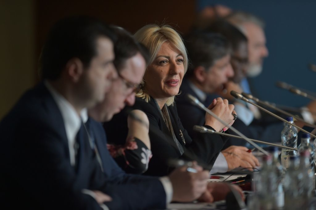 Hungary's support to Serbia and achieved standards