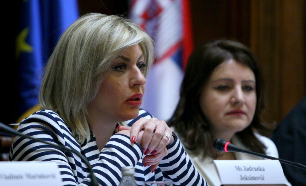 Ј. Јоксимовић: Од ове године фондови ЕУ и за пољопривреду